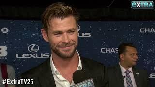 Chris Hemsworth's Simple Marriage Advice for Chris Pratt