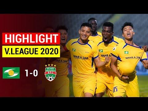 Song Lam Nghe An Binh Duong Goals And Highlights