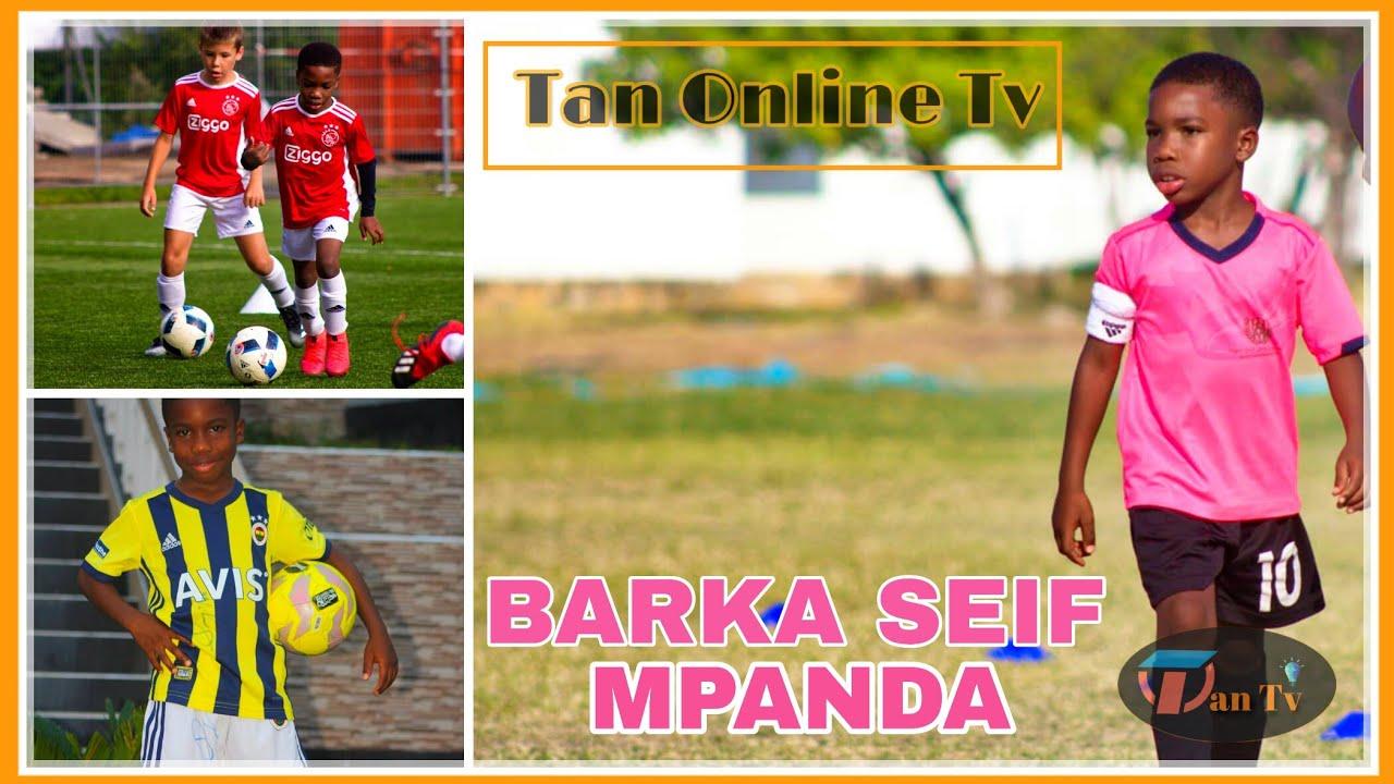 Download BARKA SEIF KIJANA WA MIAKA 7 YUPO AJAX AMSTERDAM