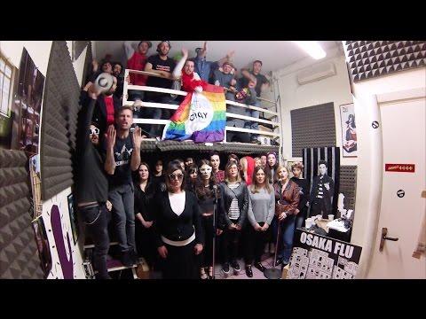 OSAKA FLU - La Sindrome Del Giovane Holden [Official Video]