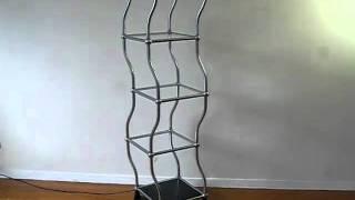 Spinning Rack