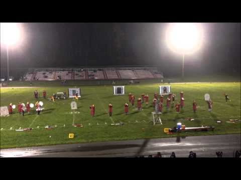 Pocahontas County High School Marching Band