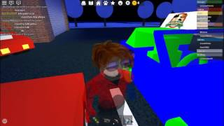 Roblox - work at a pizza place - The dagger of death