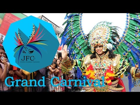 Grand Carnival Jember Fashion Carnaval 2015 Outframe