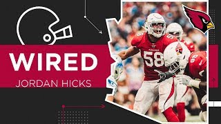 Arizona cardinals linebacker jordan hicks was mic'd up vs the detroit lions, take a look at what it takes to command defense.subscribe ca...