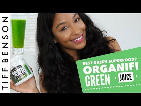 Best Greens Superfood? Organifi Green Juice Review