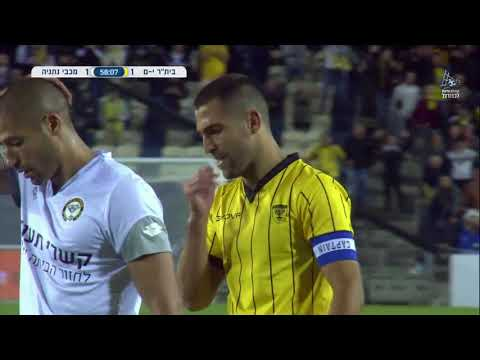 B. Jerusalem Vs Netanya - 4 -1 Highlights & Goals - 16 October 2017