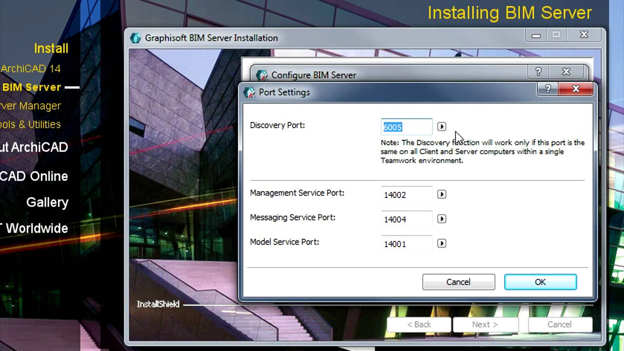 Getting started with the GRAPHISOFT BIM Server - WAN connection on Windows