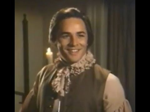 DON JOHNSON 1979   to THE REBELS  tv miniseries