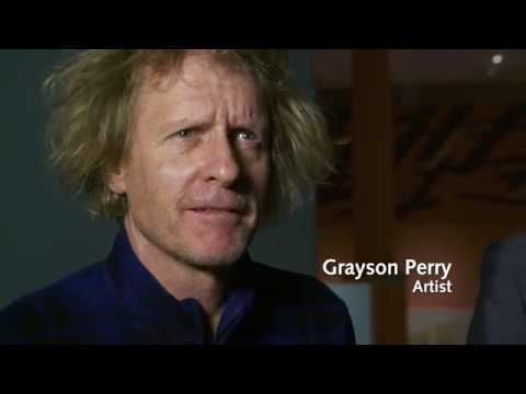 Art, Maps and the World: Jerry Brotton, Adam Lowe and Grayson Perry