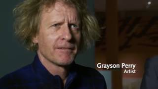 Art, Maps and the World: Jerry Brotton, Adam Lowe and Grayson Perry thumbnail