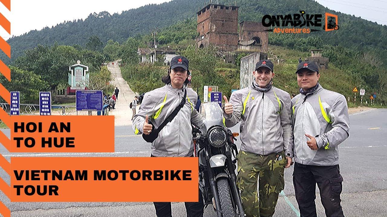 Hoi An to Hue – Vietnam Motorbike Tour