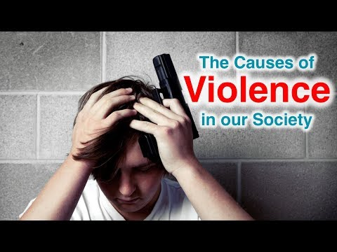 The Causes of Violence in Our Society