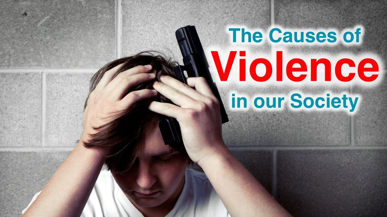 violence in our society Our society has brought much focus on violence in the media and how it has effected children  the violence seen in our media has an impact on both adults.