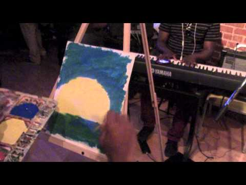 "Rland Givens- ""Sunset Fusion"" (Live Performance)"