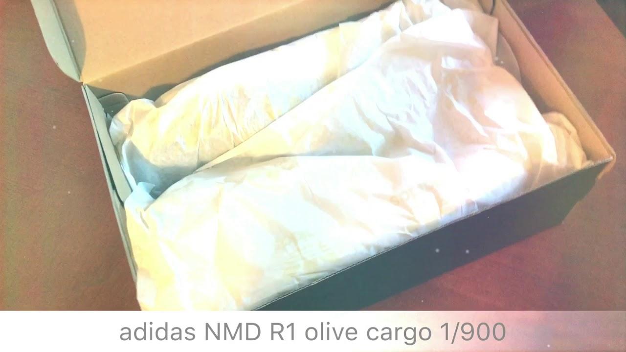 big sale 0127d 67508 Adidas nmd R1 PK ai camo NmdOliveCargo