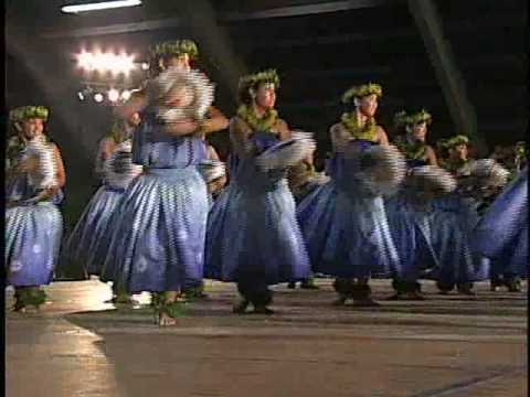 Merrie Monarch 2008 - Halau Hula Olana - Wahine Kahiko