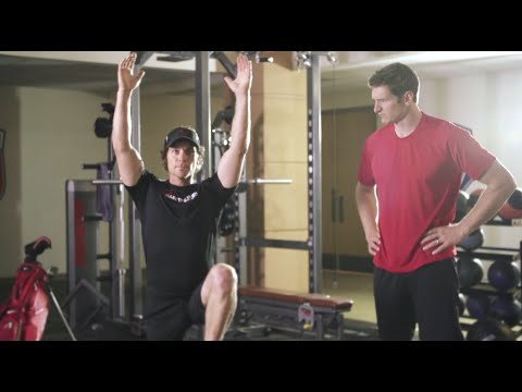 Golf Power Exercises: Improving Hip Mobility