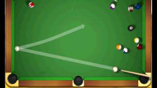 backspin billiards:skilled computer