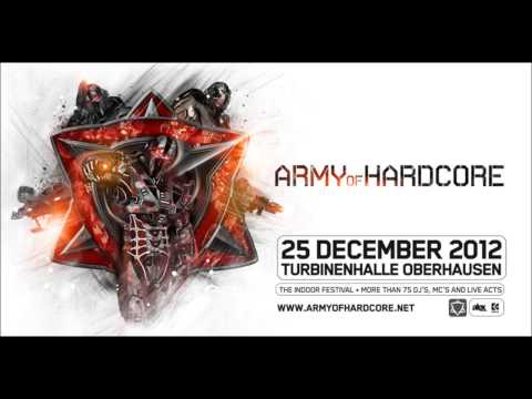 Quitara @ Army of Hardcore 2012 (Warm Up Mix)