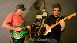 PhiloZappia Guitar Duo plays Zappa