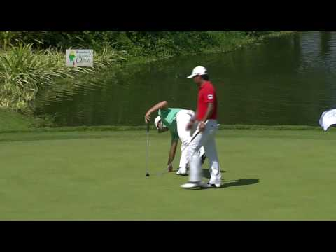 2017 Leopalace21 Myanmar Open Rd 4 highlights