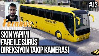 FERNBUS Coach Simulator - 1.2 Güncellemesi ve Otobüs Skini - 13. Bölüm