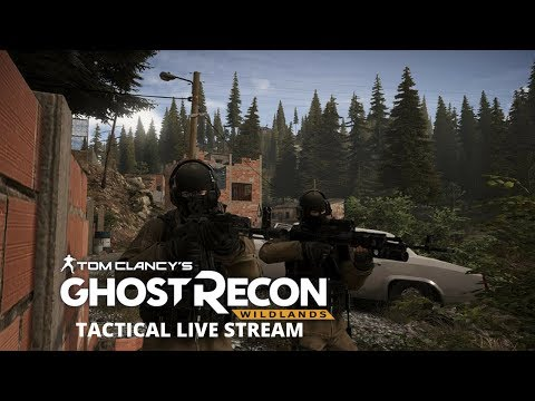 Ghost Recon Wildlands: Tier Ops: Operation Cloak & Dagger:Live Stream