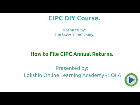 How To File CIPC Annual Returns For Your Business: Step 2 - Calculate Your CIPC Annual Return FEES