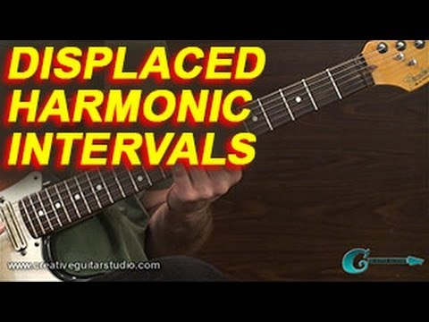 MUSIC THEORY: Displaced Harmonic Intervals