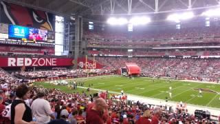 Cardinals vs Texans 2013 23-20 final score.