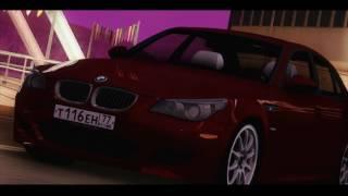 BMW M5 E60 Тень | CCD planet [MTA] |Smotra