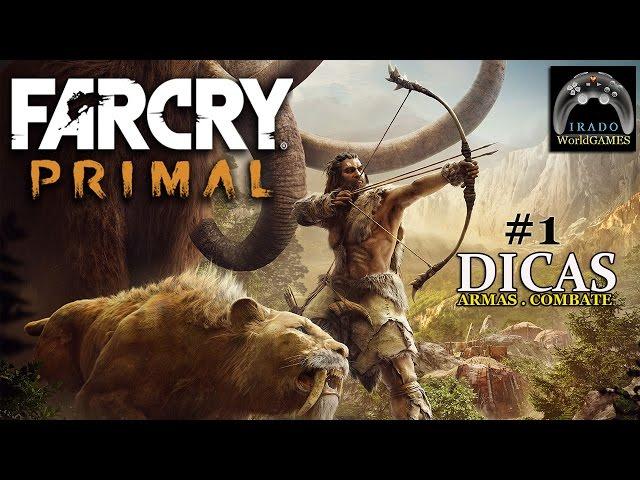 Farcry Primal dicas: Armas E Combate Fcp#1