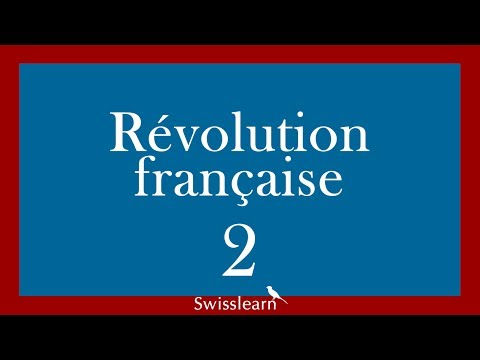 Révolution française 2:  la monarchie constitutionnelle