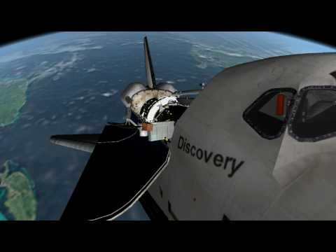 ORBITER 2010 Movie - STS-31 - Hubble Space Telescope Launch