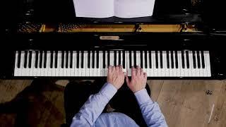Étude in C, Op. 117 No. 6: Cornelius Gurlitt - RIAM Preliminary 2020