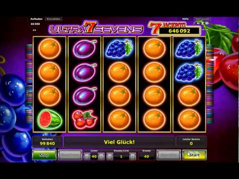 ultra fruits spielen