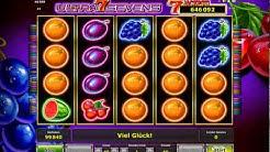 Ultra Sevens kostenlos spielen - Novoline / Novomatic