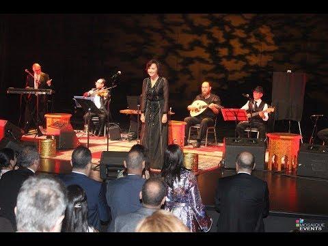 كريمة الصقلي - تقرير M FM Radio Montréal عن العرض الغنائي بمونتريال كندا - Karima SKALLI
