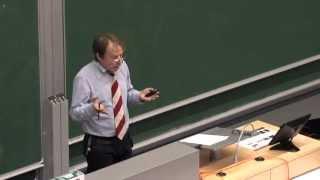 Die Geldtheorien verschiedener Schulen (Peter Spahn) [Ringvorlesung Geld- und Finanzsystem #3]