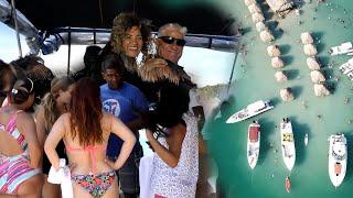 Cartagena Beach Parties - Dating Colombian Women