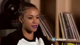 Melissa Steel talks Rihanna, Aaliyah and her hit single