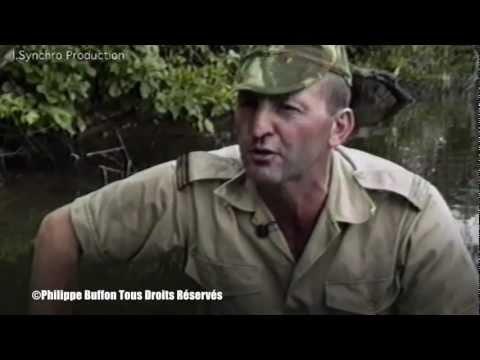 Gabon Une des Pistes Commandos les plus dures du monde