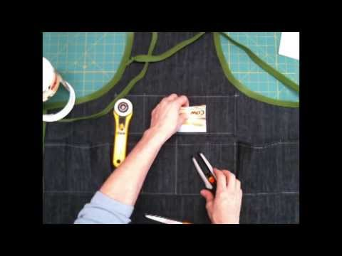 How to Make an Apron - Extended Version