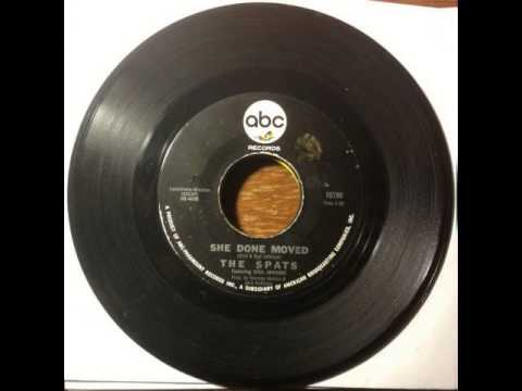 The Spats - She Done Moved - Fuzz Garage 45