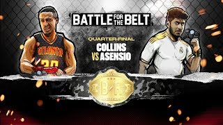 Marco Asensio vs John Collins: Battle for the Belt Quarter-Final 4