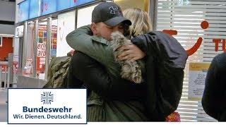 Bundeswehreinsatz im Irak (Teil 1 von 4) – Der Abschied von zu Hause