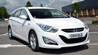 Автомобіль Hyundai i40 в стилі синій привід, дизель, механічна, CK14OLO, Уессекс гаражі Ньюпорт