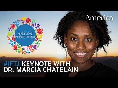#IFTJ 19 Live: Dr. Marcia Chatelain