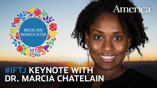 #IFTJ 19 Live: Dr. Marcia Chatelain
